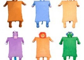 Cuddle Covers Launches Exclusive Line of Six Snuggly Companions