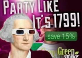 Green Smoke Announces its Presidents Day Sale