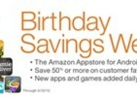 Amazon Appstore for Android Celebrates First Birthday