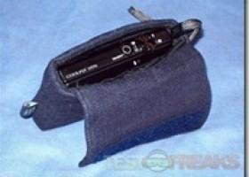 Fabrix Denim Blue Compact Camera Case Review @ TestFreaks