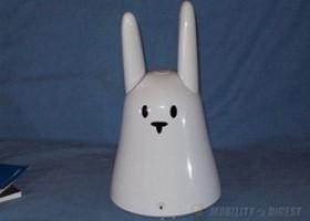 Mobility Digest Review: Karotz Smart Rabbit