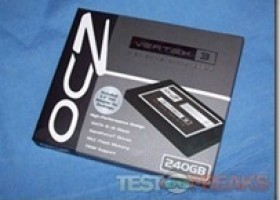 "OCZ VERTEX 3 240GB SATA III 2.5"" SSD Review @ TestFreaks"
