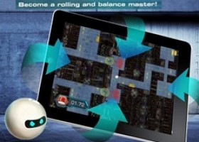 Free for iPad: Super Ball Escape HD