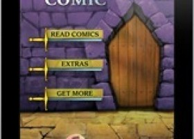 Dragon's Lair Comes to iOS in Comic Book Form