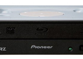 Pioneer Introduces the BDR-2207 BDXL/BD/DVD/CD Recordable Drive