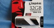 Kingston DataTraveler Elite 3.0 32GB USB 3.0 Flash Drive Review @ TestFreaks