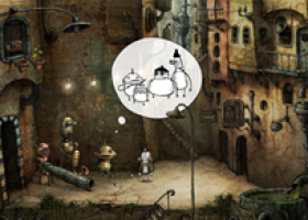 Puzzle Adventure Game, Machinarium, Now Available for Android