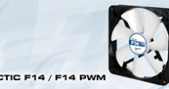 ARCTIC Announces  F14 PWM and F14 – High Performance 140 mm Case Fans