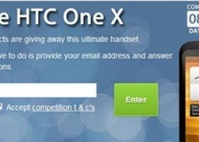 Win an HTC One X