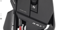Mad Catz Adds New Optical Sensor to R.A.T.3 Gaming Mouse