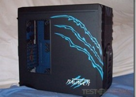MSI Interceptor Series Ravager PC Case Review @ TestFreaks