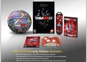 2K Sports Announces NBA 2K13 Dynasty Edition