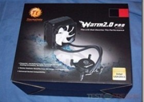 Thermaltake WATER2.0 Pro All-In-One LCS Liquid Cooling System Review @ TestFreaks