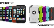 OtterBox Adds Color to Cases for iPod touch