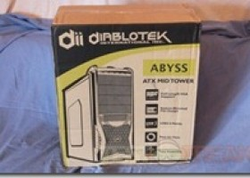 Diablotek Abyss White ATX Mid Tower Case Review @ TestFreaks