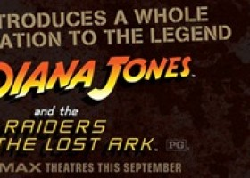 Indiana Jones Comes to IMAX