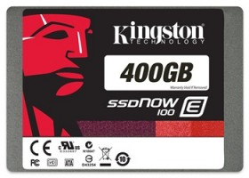 Kingston Intros SSDNow E100 Enterprise SSD