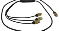Sewell Intros Hydra 3×1 HDMI Cable Switch