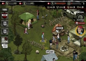 The Walking Dead Social Game Comes to Facebook