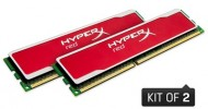 Kingston Technology Makes HyperX red a Permanent Addition to Product Line