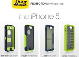Otterbox Announces iPhone5 Cases