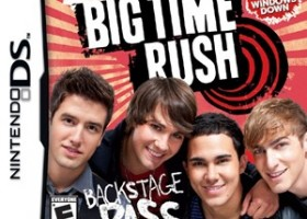 Big Time Rush Comes to Wii and DS November 13th
