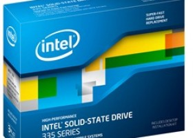 Intel Solid-State Drive 335 Series Debuts