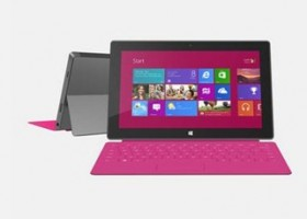 Microsoft Surface Now Available