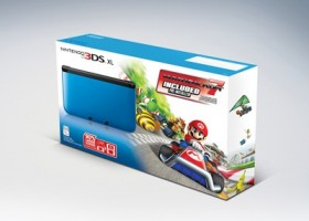 Nintendo launches 3DS XL Bundle with Mario kart 7 Pre-Installed