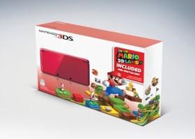 Nintendo Announces Flame Red Nintendo 3DS Bundle