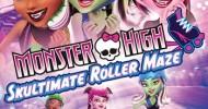 Monster High: Skultimate Roller Maze Just Released