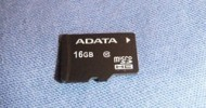 ADATA 16gb Class 10 microSDHC Memory Card Review @ TestFreaks