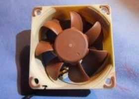 Noctua NF-A6x25 FLX 60mm Fan Review @ DragonSteelMods