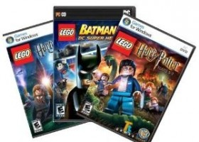 The Harry Batman Pack!