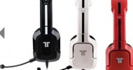 Mad Catz Ships Licensed Kunai Stereo Gaming Headset for Wii U