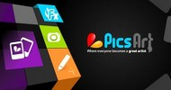 PicsArt Launches on Kindle Fire HD