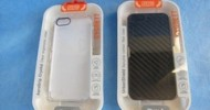 Cygnett AeroGrip Crystal and Carbon Fiber UrbanShield Cases for iPhone 5 Review @ TestFreaks