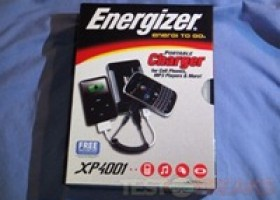 Energizer XP4001 4000 mAh Universal Portable Charger Review @ TestFreaks
