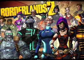 Borderlands 2 Gets a New Look with 15 New Skins