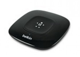 Belkin Debuts NFC-Compatible HD Bluetooth Music Receiver