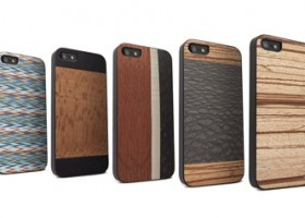Got Wood? iFrogz does for your iPhone 5 with their new Eco-Friendly Cases