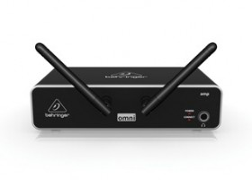 BEHRINGER Introduces OMNI Audio System with AirPlay