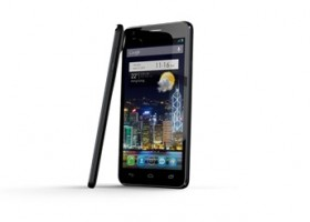 World's Slimmest Smartphone, ALCATEL ONE TOUCH Idol Ultra Shown Off at CES