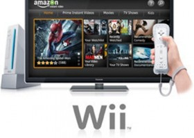 Amazon Instant Video Now Available on Nintendo Wii