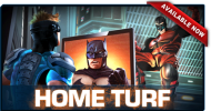 Home Turf DLC Now Available for DC Universe Online