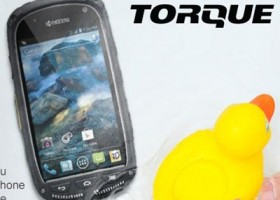 Kyocera Torque, Sprint's First Ultra-Rugged 4G LTE Android Smartphone Coming this Spring