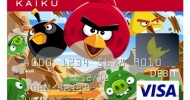 Angry Birds Visa Prepaid Card Available Now