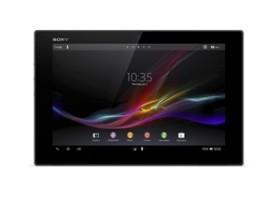 Sony Announces Xperia Tablet Z