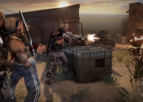 Co-Op Demo for Army of TWO The Devil's Cartel Coming March 12