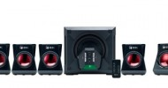 Genius Launches the GX Gaming SW-G5.1 3500 Surround Speaker System